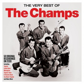 Champs ,The - The Very Best Of ...( 2 cd's )