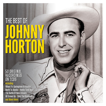 Horton ,Johnny - Best Of... ( 2cd's )