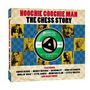 V.A. - Hoochie Coochie Man : The Chess Story 2 cd's