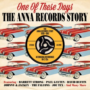 V.A. - One Of These day : The Anna Records Story