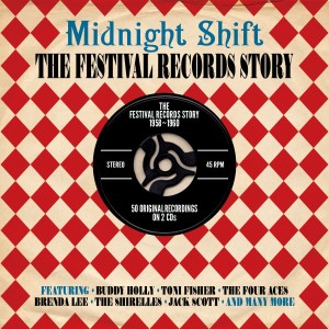 V.A. - Midnight Shift : The Festival Records Story
