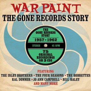 V.A. - War Paint : The Gone Records Story 1957 - 1962
