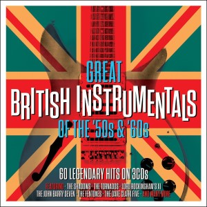 V.A. - Great Britisch Instrumentals Of The 50's & 60's