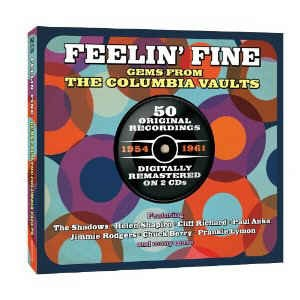 V.A. - Feeling Fine : Gems From The Columbia Vaults 1954 - 61