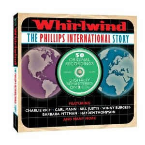 V.A. - Whirlwind : The Phillips International Story