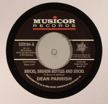 Parrish ,Dean - Bricks ,Broken Bottle And Stick / Troy ,J.B. ...