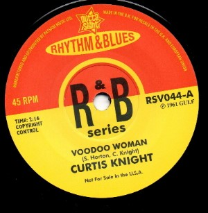 Knight ,Curtis - Voodoo Woman / Darrow ,Johnny - Love ..