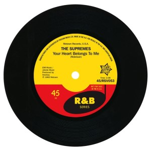 Supremes ,The - Your Heart Belongs To Me + 1