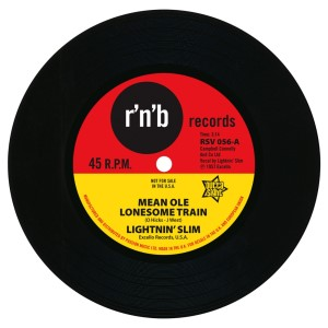 Lightnin' Slim - Mean Ole Lonesome Train + 1