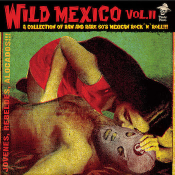V.A. - Wild Mexico Vol 2 ( ltd lp )