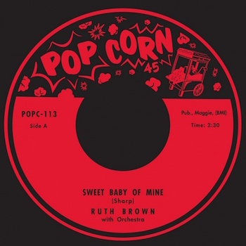 Brown ,Ruth - Sweet Baby Of Mine / I Don't Know