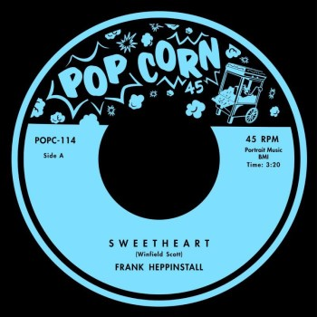 Heppinstall ,Frank / Sattin ,Lonnie - Sweetheart ( ltd 45's )