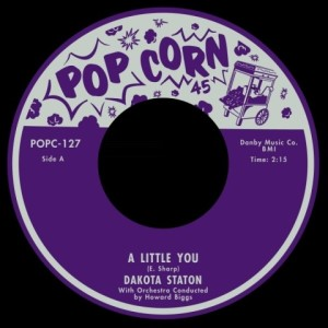 Staton ,Dakota - A Little You / My Babe