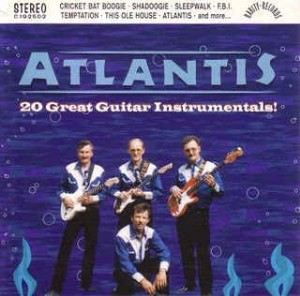 Atlantis - 20 Great Guitar Instrumentals