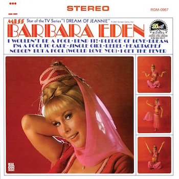 Eden ,Barbara - Miss Barbara Eden ( cd )