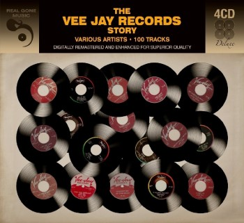 V.A. - The Vee-Jay Records Story ( 4 cd's )