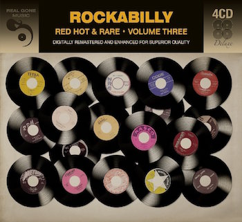 V.A. - Rockabilly Red Hot & Rare Vol 3