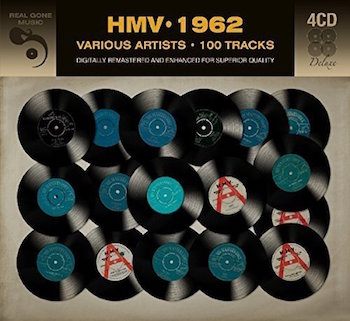 V.A. - Hmv 1962 ( 4 cd's box ! )