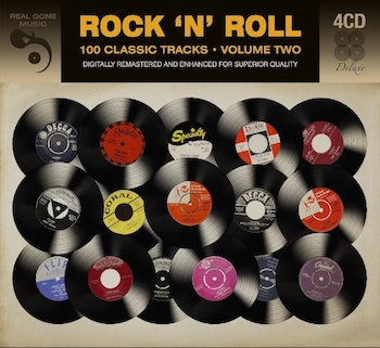 V.A. - Rock 'N' Roll Vol 2 ( 4 cd's )