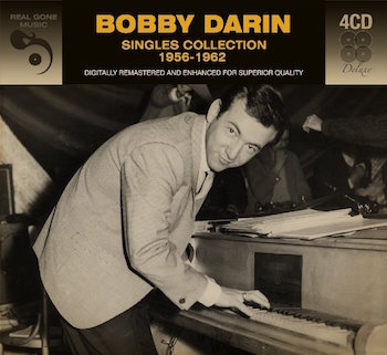 Darin ,Bobby - Single Collection 1956 -1962 ( 4 cd's )