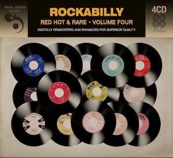 V.A. - Rockabilly Red Hot & Rare Vol 4
