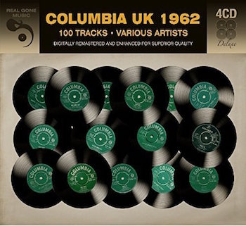 V.A. - Columbia Uk 1962 ( 4 cd's )