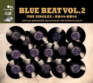 V.A. - Blue Beat Vol 2 : The Singles BB49-BB96