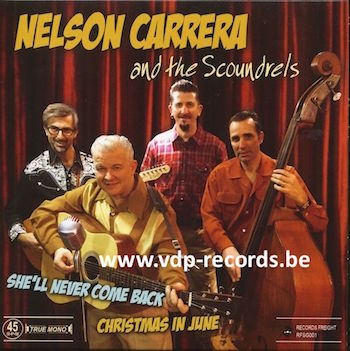Carrera ,Nelson And The Scoundrels - She'l Come back +1