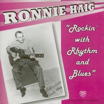 Haig ,Ronnie - Rockin' With Rhythm And Blues