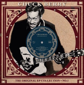 Berry ,Chuck - The Original Ep Collection 1 ( Ltd Color )