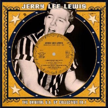 "Lewis ,Jerry Lee - The Original Us Ep Vol 1 ( ltd color 10"" )"
