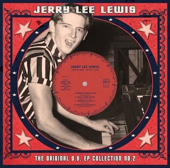 "Lewis ,Jerry Lee - The Original U.S. Ep Collection 2 ( ltd 10"" )"