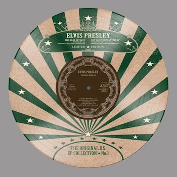 "Presley ,Elvis - The Original Ep Collection 3 ( 10"" pict disc )"