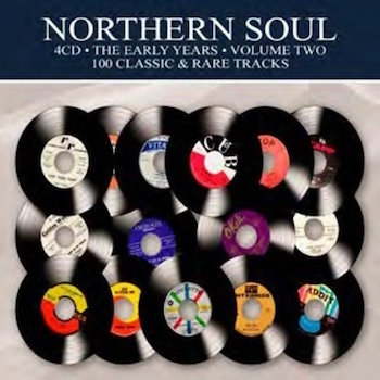 V.A. - Northen Soul Vol 2 ( 4cd's)