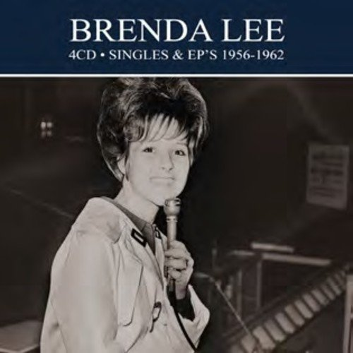 Lee ,Brenda - Single's & Ep's 1956-1962 ( 4cd's )