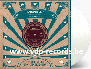 "Presley ,Elvis - The Original U.S. Ep Collection 5 (10"" Color)"