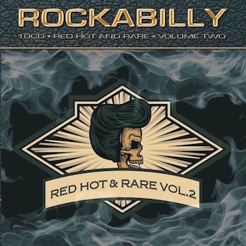 V.A. - Red Hot Rare Vol 2 ( 10 cd's box )