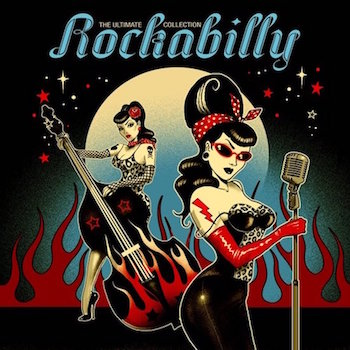 V.A. - Ultimate Rockabilly (2 Lp' Color Red Vinyl )