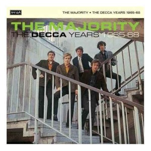 Majority ,The - The Decca Years 1965-98