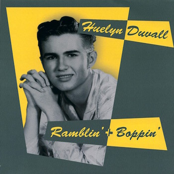 Duvall ,Huelyn - Ramblin' & Boppin ( lp)