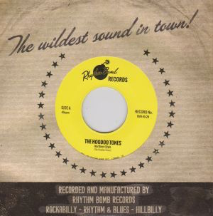 Hoodo Tones ,The - Northern Style / Watch Your ... ( ltd 45's )
