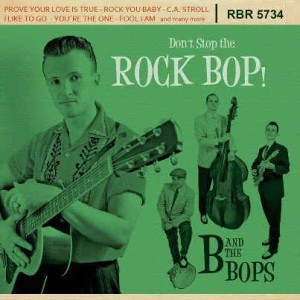 B And The Bops - Don't Stop Rock Bop