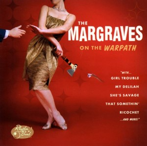 Margraves ,The - On The Warpath ( limited lp )