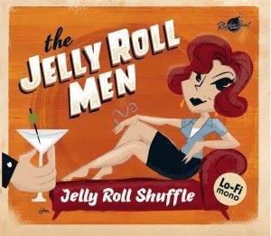 Jelly Roll Men - Jelly Roll Shuffle ( cd)