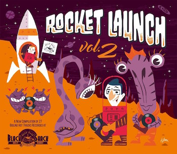 V.A. - Rocket Launch : Vol 2