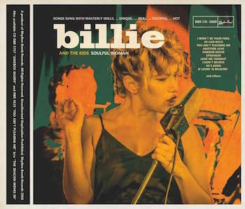 Billy And The Kids - Soulful Woman ( cd)