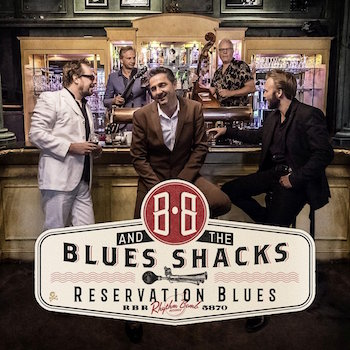BB & The Blues Shacks - Reservation Blues ( ltd lp )