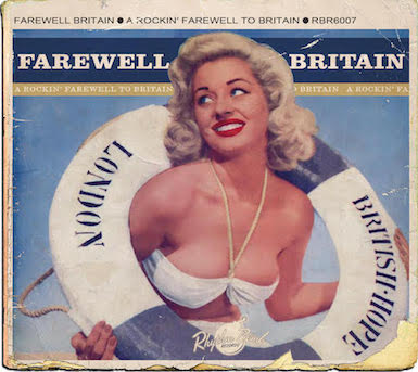 V.A. - Farewell Britain ( Ltd Cd )
