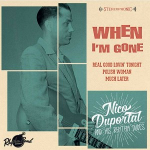 Duportal ,Nico - When I'm Gone + 3 ( 33rpm ep)