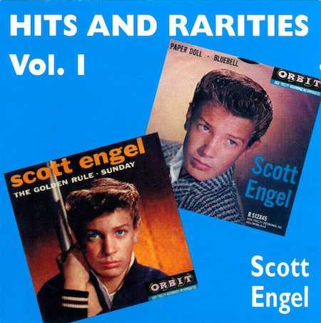 Scott ,Engel - Hits And Rarities Vol 1